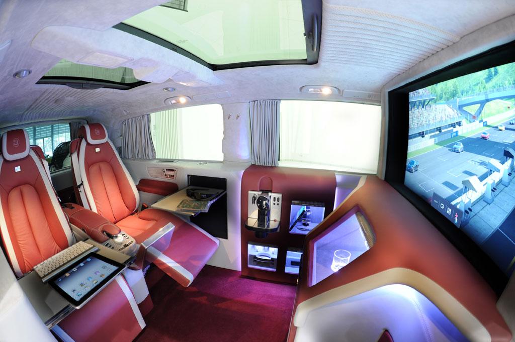 Brabus Mercedes Viano iBusiness 3D Van (21)