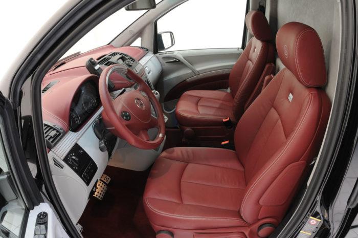 Brabus Mercedes Viano iBusiness 3D Van (16)