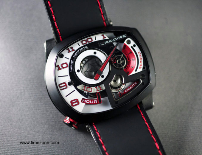 The New Black Widow Mr. Race Watch from Ladoire Geneve (7)