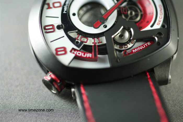 The New Black Widow Mr. Race Watch from Ladoire Geneve (6)