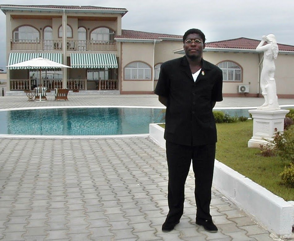 The Son of Equatorial Guinea's President Lives a Lush Life