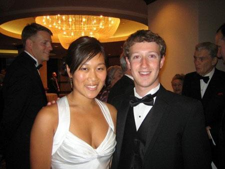 Billionaire Facebook CEO Mark Zuckerberg (2)