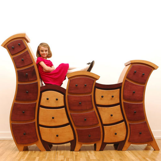 Cartoon-Inspired Furniture for Children by Judson Beaumont (4)
