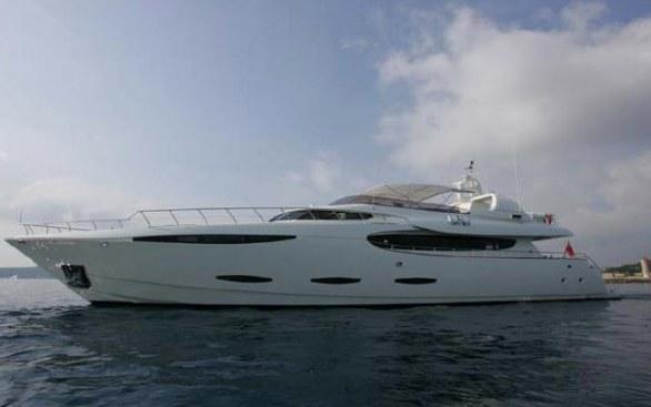 Mabruk III Luxury Yacht (2)