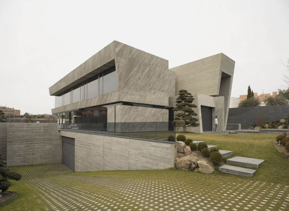Open Box House by A-cero (33)