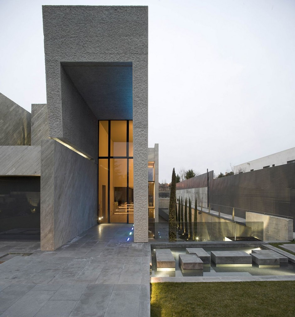 Open Box House by A-cero (24)