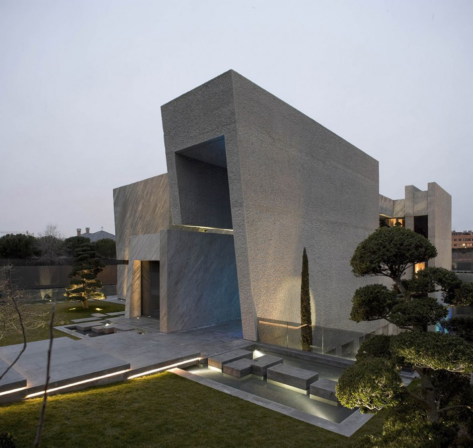 Open Box House by A-cero (22)