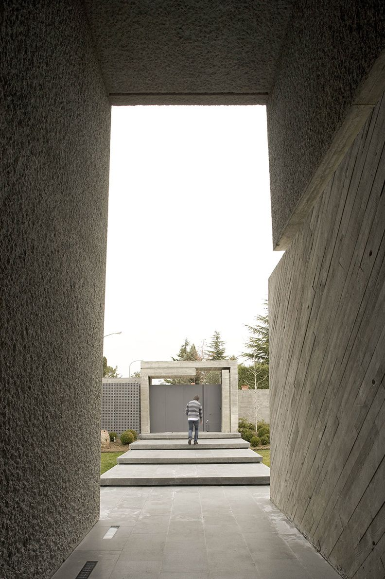 Open Box House by A-cero (21)