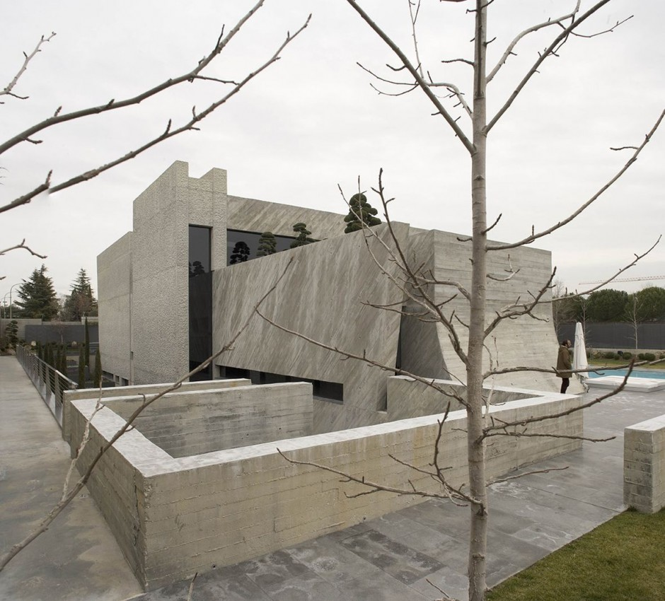 Open Box House by A-cero (16)