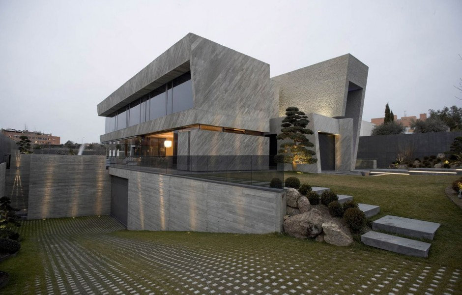 Open Box House by A-cero (32)