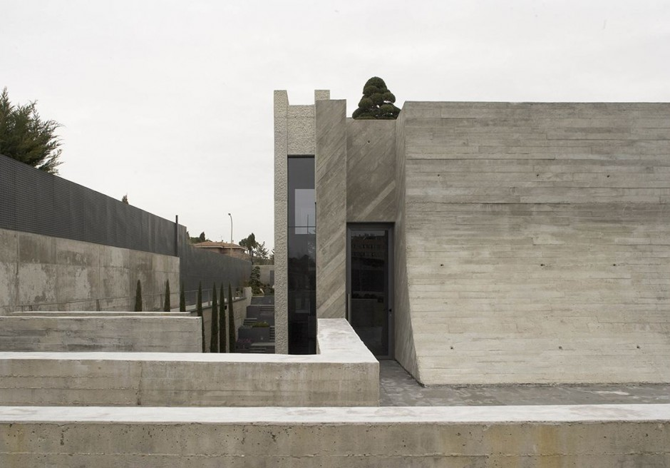 Open Box House by A-cero (14)
