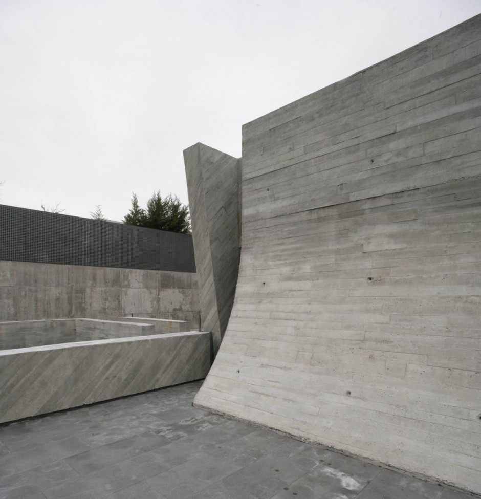 Open Box House by A-cero (13)
