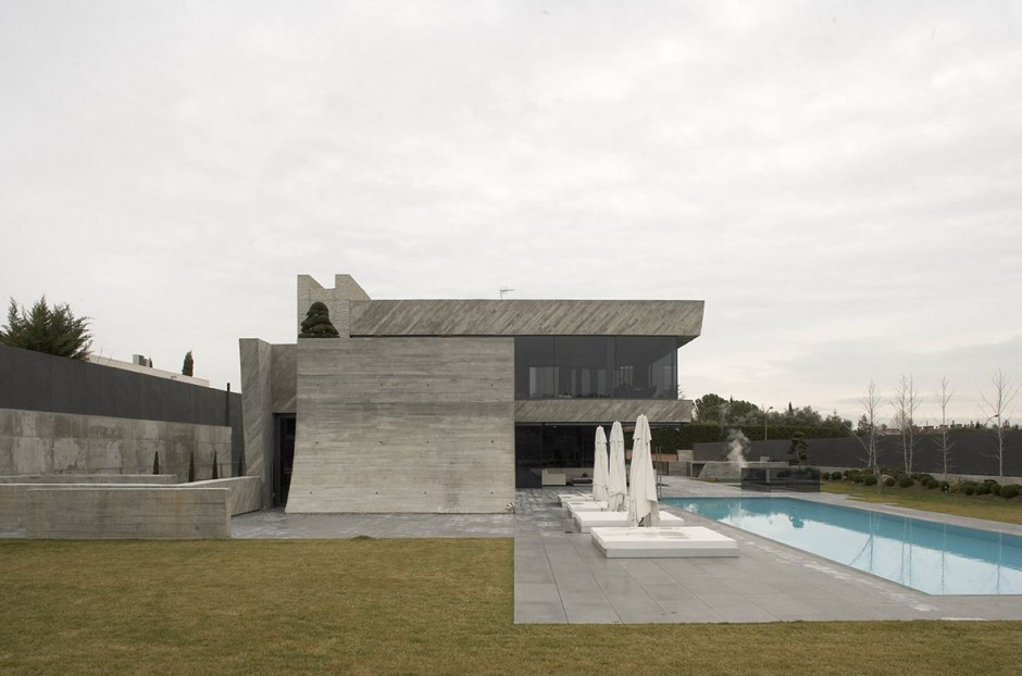 Open Box House by A-cero (12)