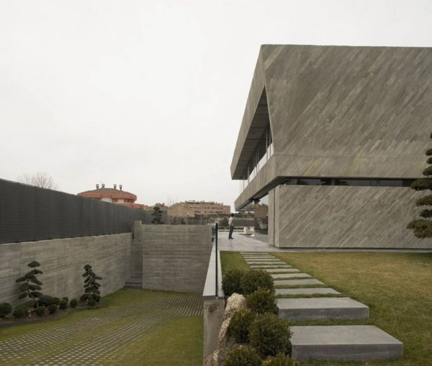 Open Box House by A-cero (31)