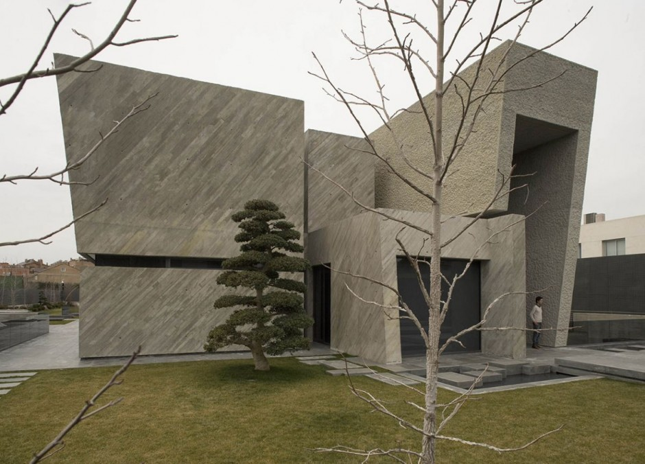 Open Box House by A-cero (30)