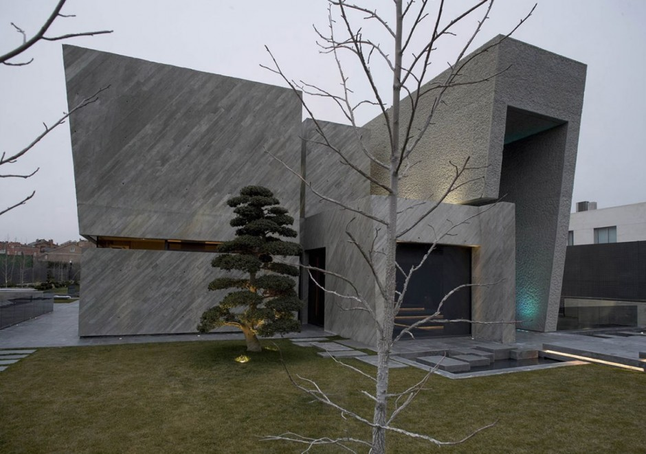 Open Box House by A-cero (29)