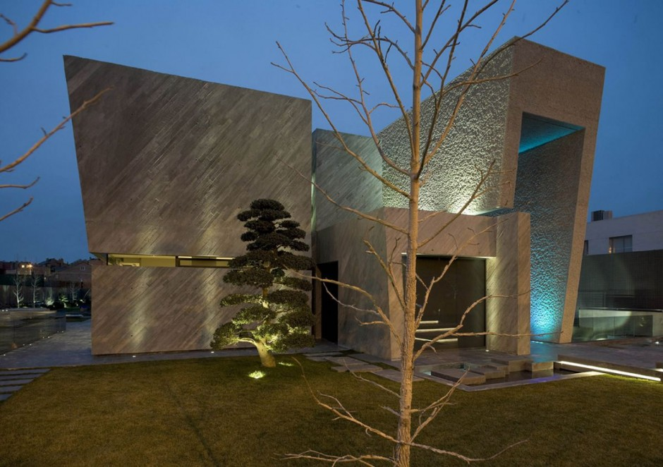 Open Box House by A-cero (28)