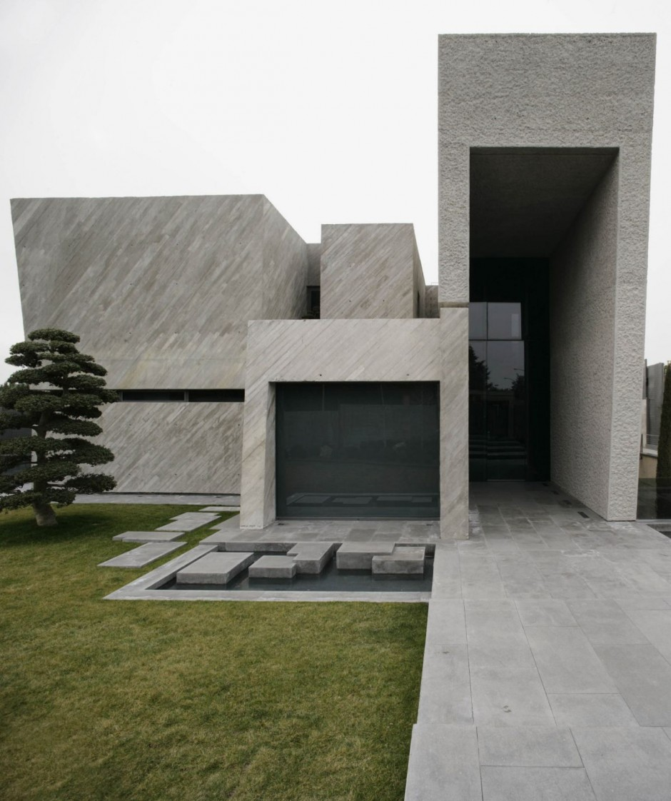 Open Box House by A-cero (27)