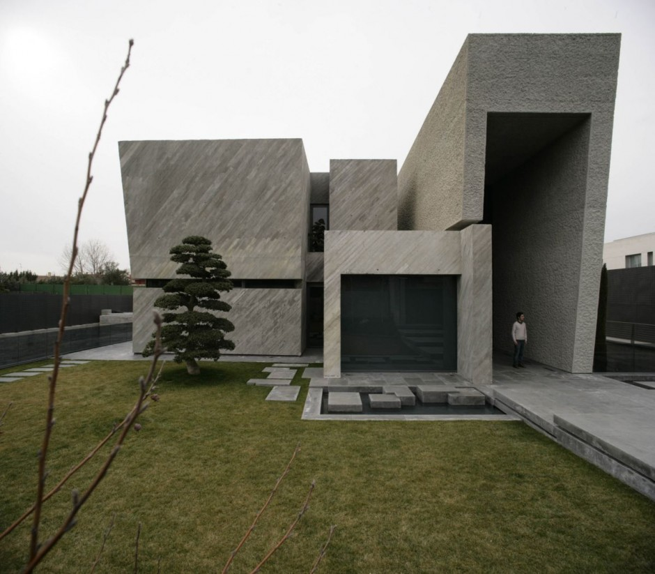 Open Box House by A-cero (26)