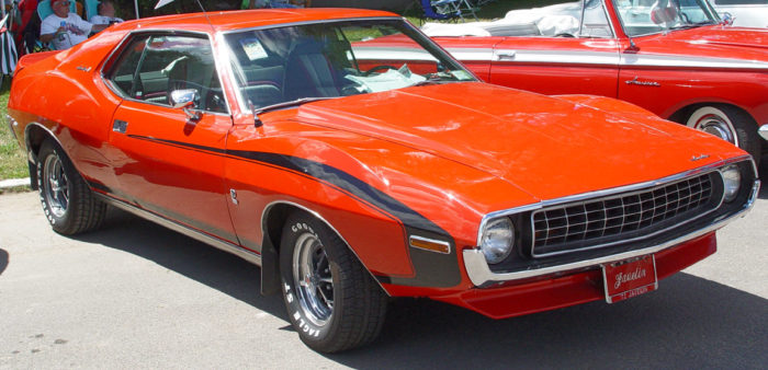 American Motors Corporation AMC AMX (34)