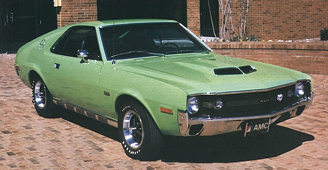 American Motors Corporation AMC AMX (33)