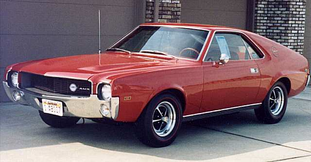 American Motors Corporation AMC AMX (32)
