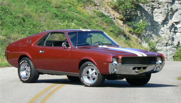 American Motors Corporation AMC AMX (29)