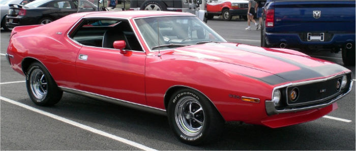 American Motors Corporation AMC AMX (28)