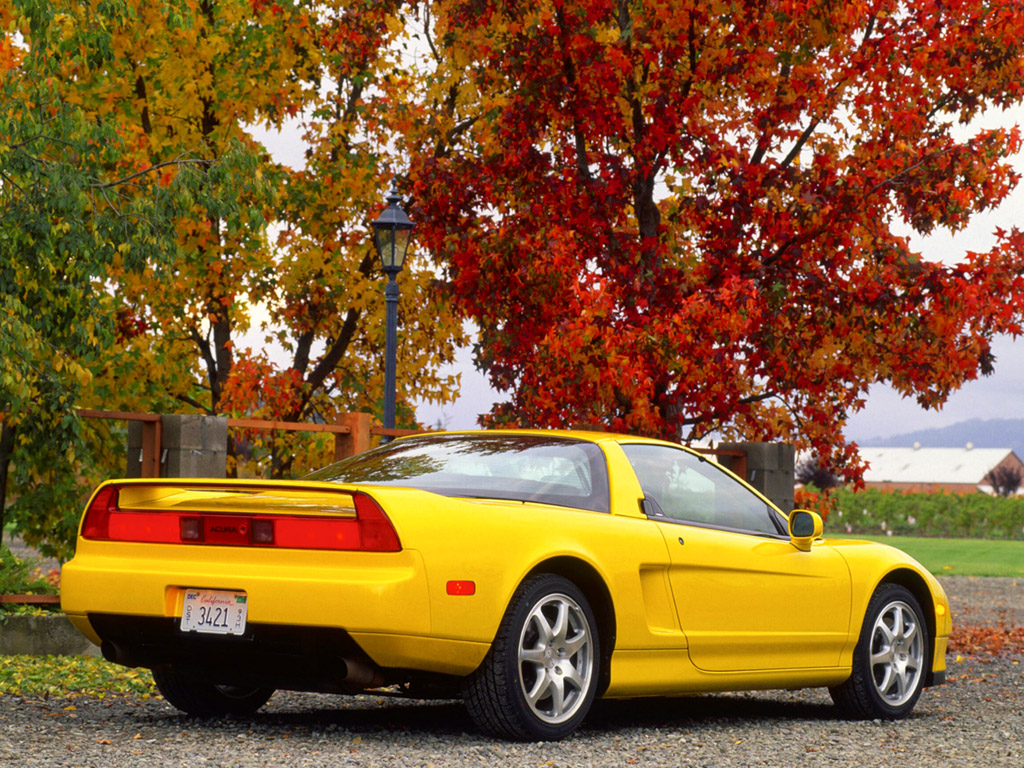 Acura NSX - Cars to Drive in a Lifetime (6)