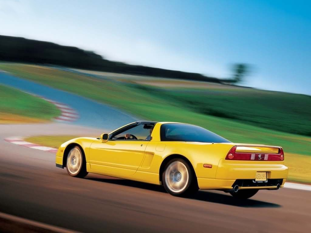 Acura NSX - Cars to Drive in a Lifetime (4)