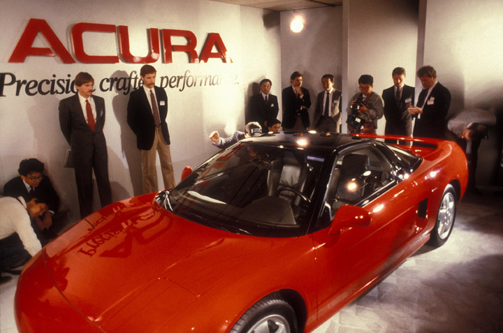 Acura NSX - Cars to Drive in a Lifetime (3)