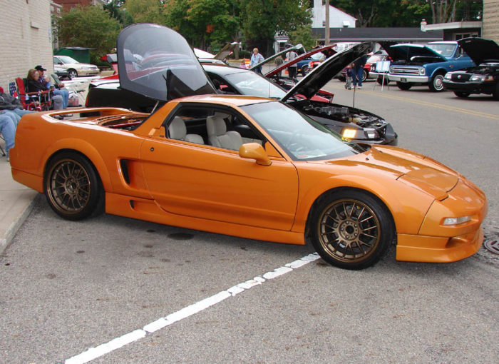 Acura NSX - Cars to Drive in a Lifetime (2)