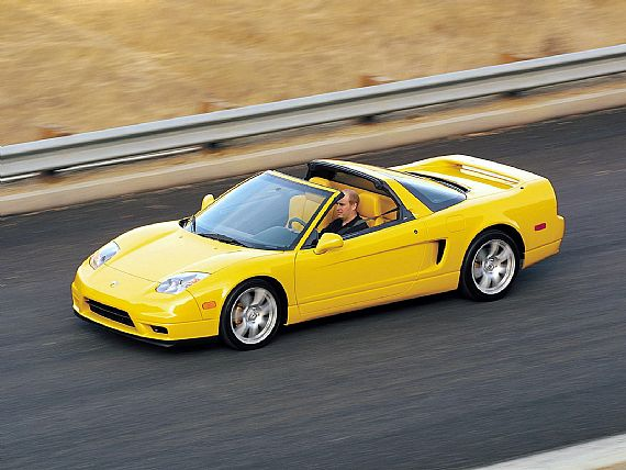 Acura NSX - Cars to Drive in a Lifetime (13)