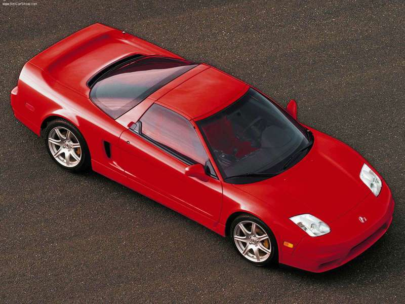 Acura NSX - Cars to Drive in a Lifetime (12)