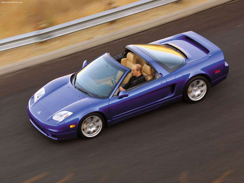Acura NSX - Cars to Drive in a Lifetime (11)