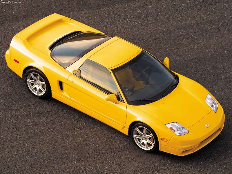 Acura NSX - Cars to Drive in a Lifetime (10)