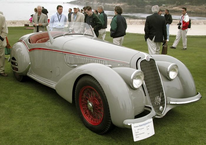 Alfa Romeo 8C 2900B 1938 (29)