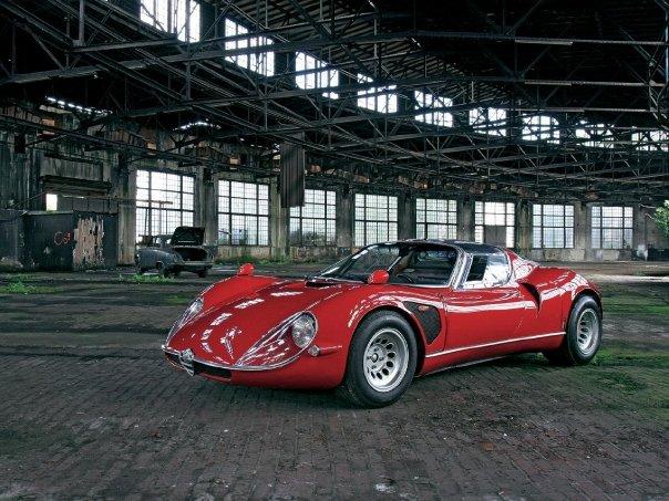 Alfa Romeo Tipo33 Stradale (11)