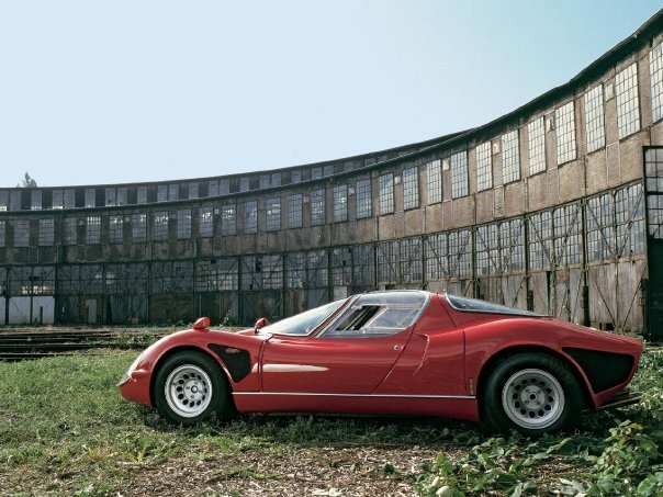 Alfa Romeo Tipo33 Stradale (10)