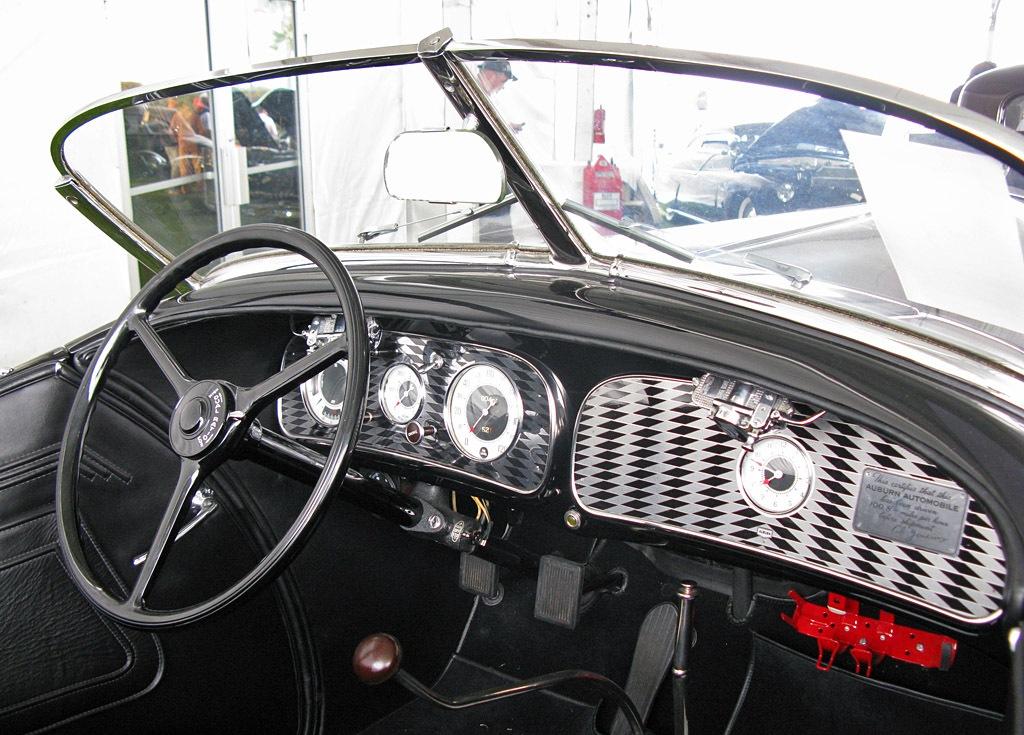 Auburn 851 Boattail Speedster (24)
