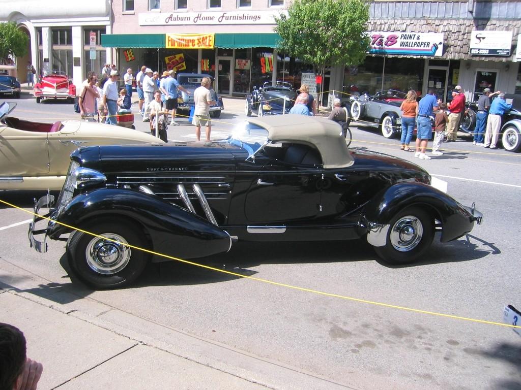 Auburn 851 Boattail Speedster (7)