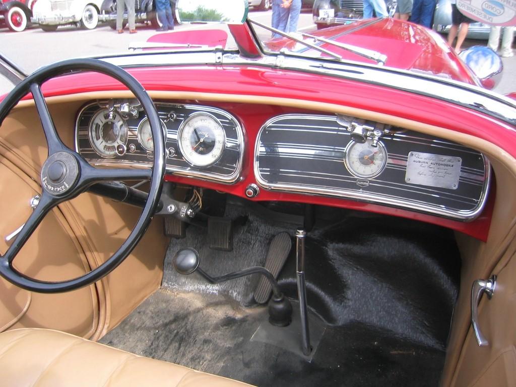 Auburn 851 Boattail Speedster (4)