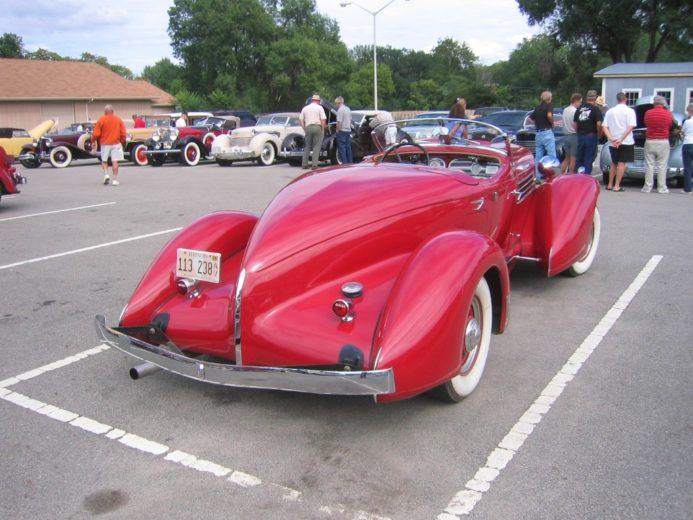 Auburn 851 Boattail Speedster (3)