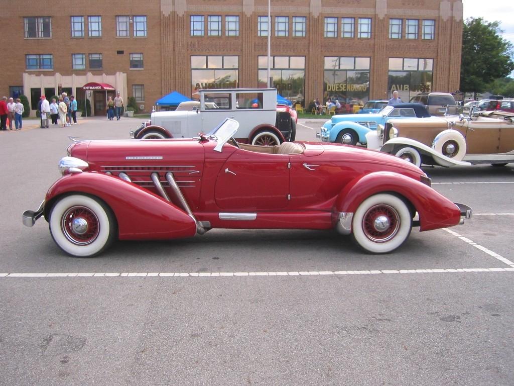 Auburn 851 Boattail Speedster (2)