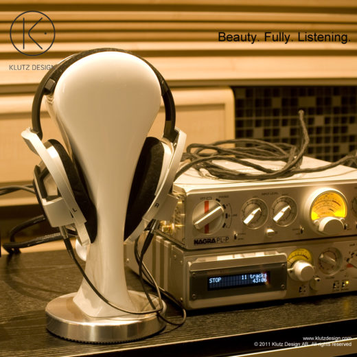 CanCans Luxury Headphone Stand from Klutz Design (3)