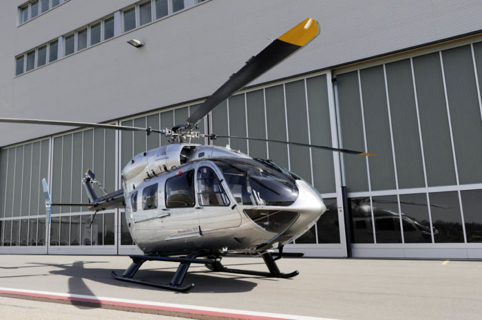 EC145 Mercedes-Benz Style Helicopter (16)