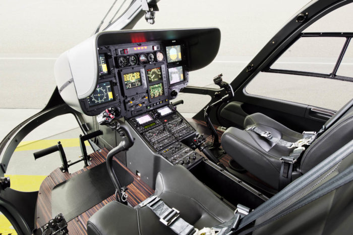 EC145 Mercedes-Benz Style Helicopter (1)