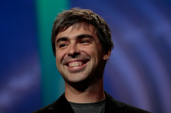 Larry Page the Co-Founder of Google (3)