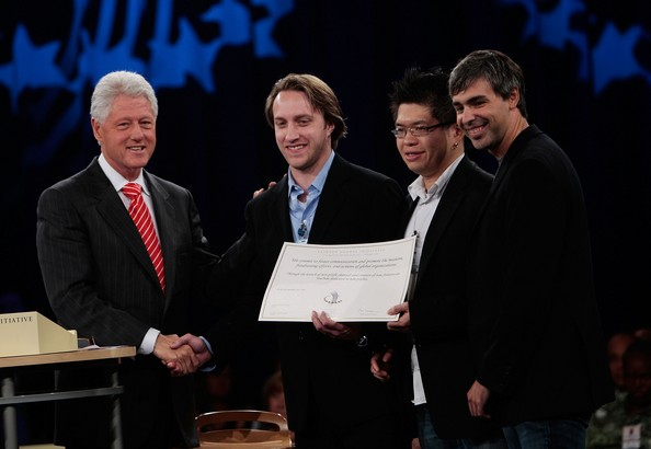 Larry Page the Co-Founder of Google (1)