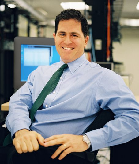 Michael Dell – His Road to Success (2)